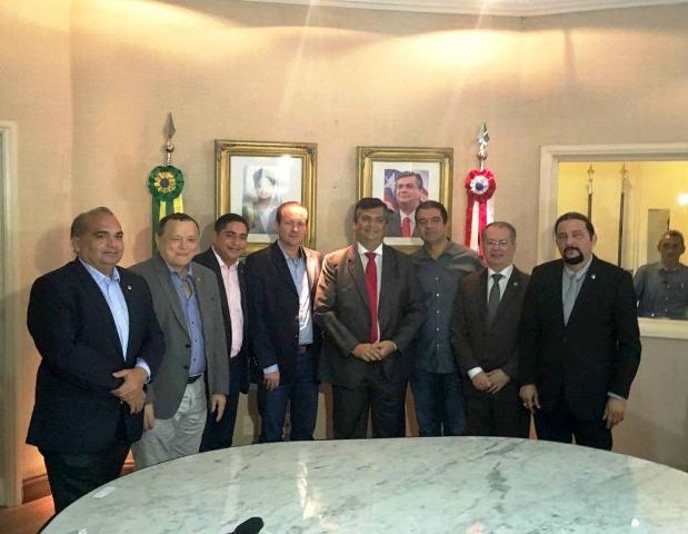 classificou ato governamental como de extrema importância para o desenvolvimento do Maranhão