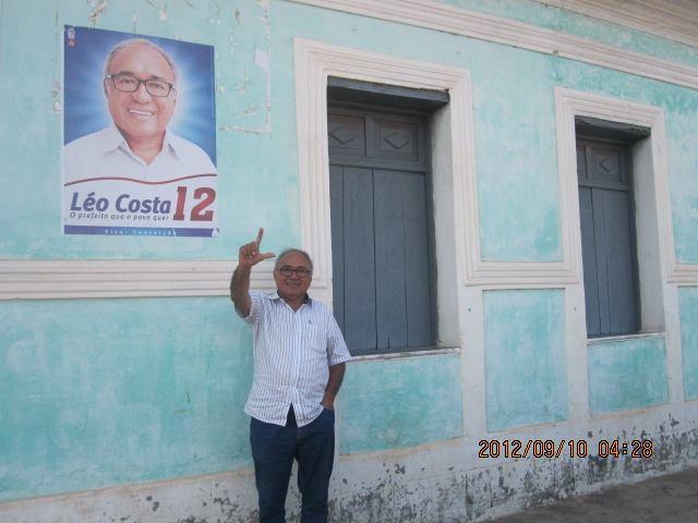 Prefeito Léo Costa corre o risco de ficar fora da disputa pela reeleição por causa de articulação entre o PDT e o PCdoB