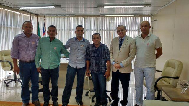 Vereadores de Aldeias Altas foi ao TCE pedir que prestação de contas seja submetida à apreciação da Câmara