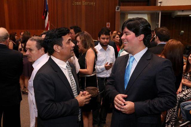 Wellington ressaltou que André Fufuca licensiou-se temporariamente do mandato para trabalhar pelo fortalecimento do PP no Maranhão