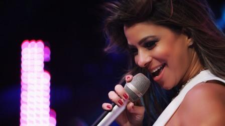 Amiga pessoal de Kátia Cilene, a cantora Fabrícia não hesitou em aceitar o convite para o show na Casa das Dunas