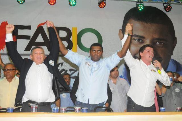Fábio Câmara confirmou candidatura e destacou oportunidades que teve na vida e na política