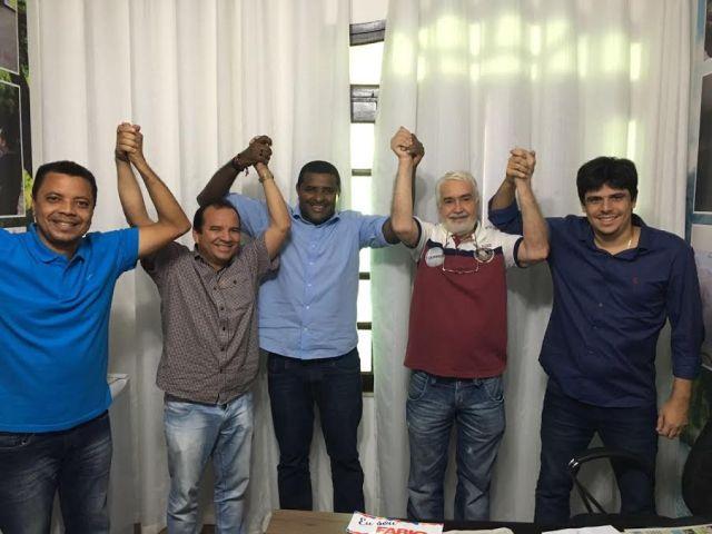 Fábio Câmara obteve o apoio do PRP por ser um candidato jovem, com futuro promissor e deverá crescer muito na campanha eleitoral