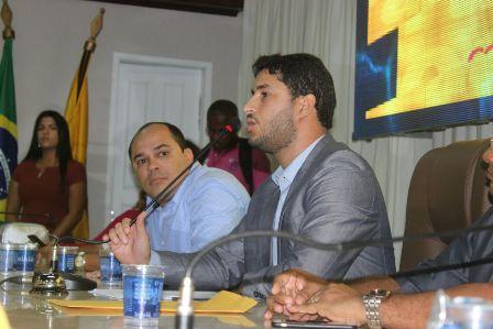 Roberto Jr.: responsabilidade e alegria por compor aliança em apoio a Wellington do Curso