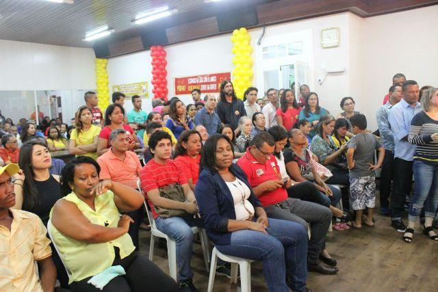 Convenção do PSB reuniu militantes, filiados, pré-candidatos a vereador, lideranças comunitárias e segmentos do partido