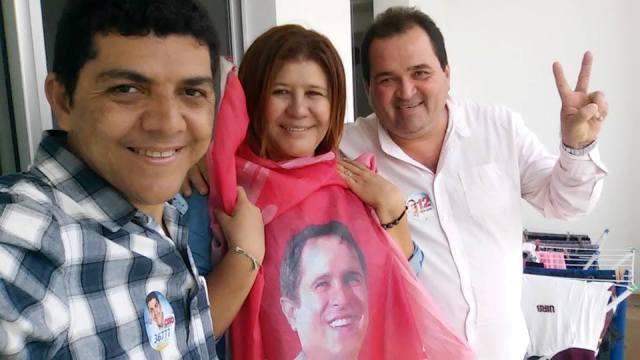 Mariana Sousa e Pastor Ítalo são mais duas lideranças a somar esforços à campanha de Ciro Nolasco
