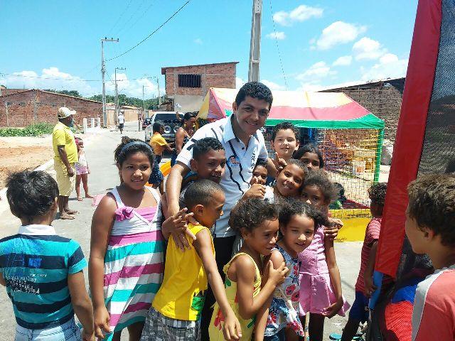 Ciro Nolasco tem propostas voltadas á defesa dos direitos das crianças