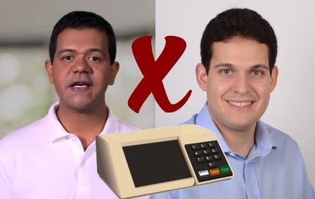 Disputa entre Luciano Leitoa e Alexandre Almeida teve mais um lance com decisão judicial