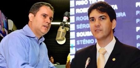 Edivaldo e Braide fizeram treinamento intensivo para o debate da TV Mirante