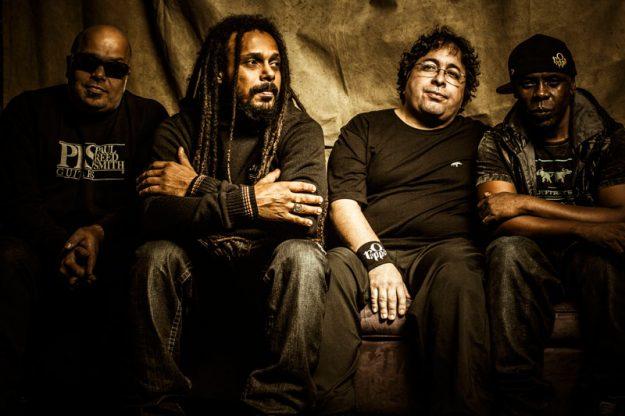O Rappa éuma das mais influentes e respeitadas bandas da música brasileira contemporânea