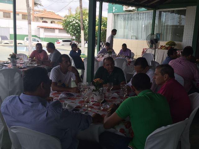 Vereadores Beto Castro, Chico Carvalho, Ricardo Diniz e Genival Alves também manifestaram apoio a Astro