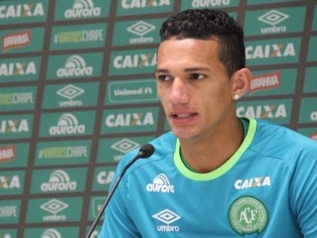 Lucas, que teve boa passagem pelo Sampaio, em 2013, morreu na tragédia