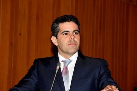 Adriano chamou de golpe a estratégia do governo Flávio Dino  de enviar à AL uma reforma tributária em fatias