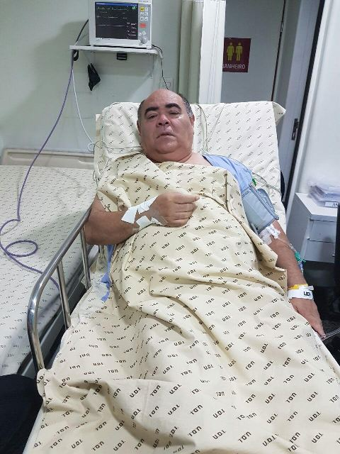 astro no hospital