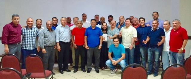 Vereadores chegaram ao consenso, demonstrando união e maturidade da Câmara Municipal