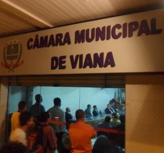MP quer que Câmara de Viana convoque sessão extraordinário para revogar aumento de salário de vereaores