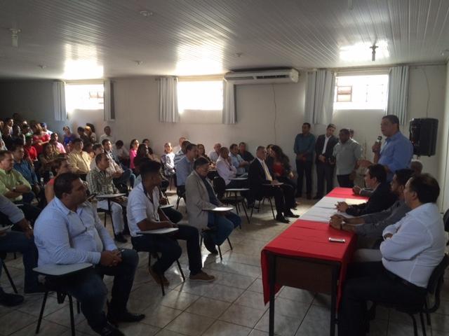 Ivaldo disse que pretende contribuir de forma ainda mais efetiva com o aumento da produção de alimentos e de pescados na capital