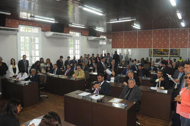 Resultado de imagem para foto do plenário da câmara de vereadores de são luis