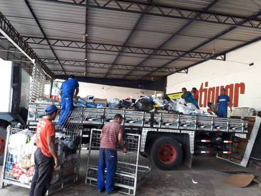 Grupo Potiguar cria campanha de arrecadação de donativos para desabrigados de Tuntum
