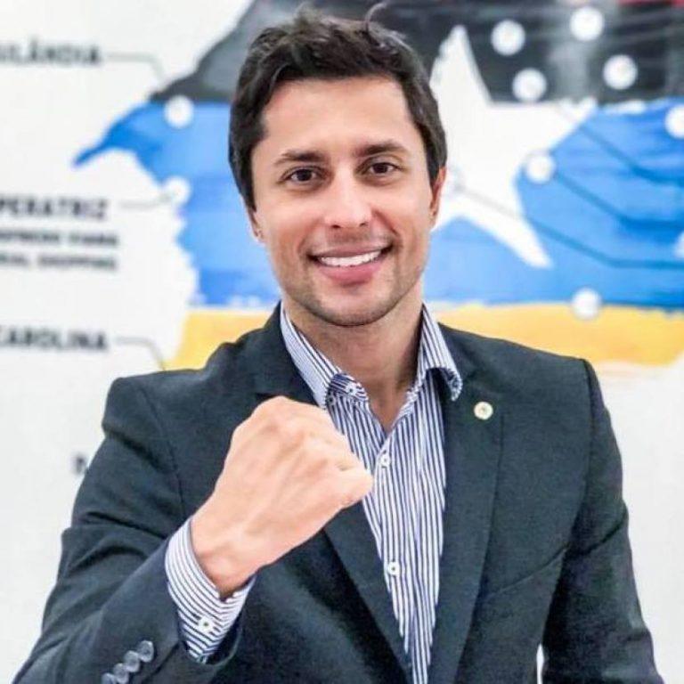 Duarte Júnior é condenado a pagar multa por propaganda eleitoral antecipada  - Daniel Matos