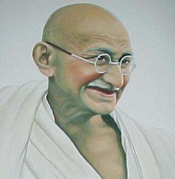 gandhi-painting