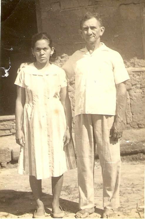 Seu Walter e Dona maria José