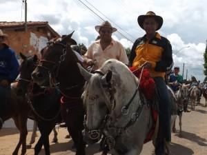 Prefeito Vasco prestigia a Cavalgada de Sumaúma (Foto/M.Rodrigues)
