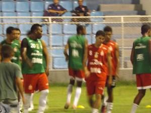 Jogadores se reapresentam para treinos (Foto/M.Rodrigues)