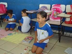 Estudante Aline Oliveira representará o Maranhão. (Foto/Divulgação)