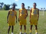 Jogadores do Lideral esperando a Copa Norte. (Foto/Zaparolli)