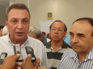 Luís Fernando e Sebastião Madeira (Foto/Divulgação)