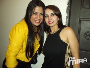 Angra Nascimento e Jussara Cerqueira (Foto/Divulgação)