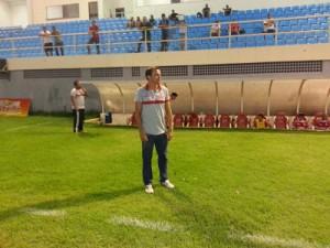 Cristiano Domingues confiante em uma vitória (foto/CarlotoJr.)