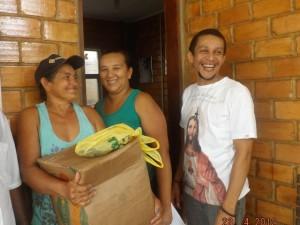 Francisca Silva com Meire Pinto e o radialista Edvan Araújo (Foto/M. Rodrigues/Blogestado)