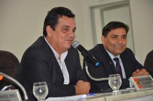 Hamilton Miranda e Esmerahdson de Pinho (Foto/Divulgação/BlogEstado)