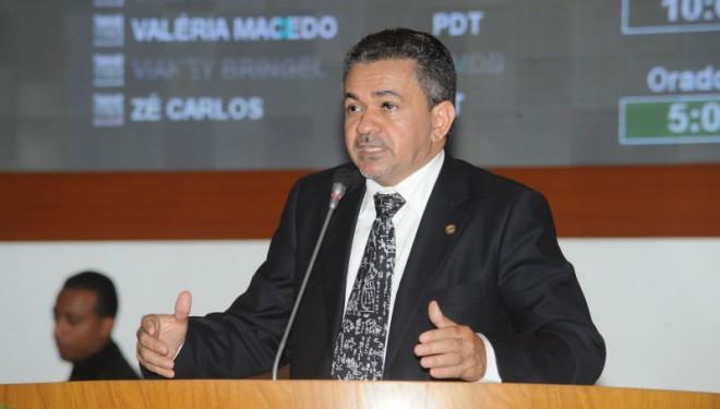 Deputado Antonio Pereira (Foto/Divulgação)