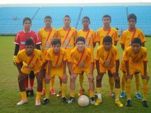 JV Lideral Sub-15 (Foto/Divulgação/Cassius Kennedy)