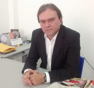 Marcio Sampaio é o titular da Stres (Foto/Divulgação)