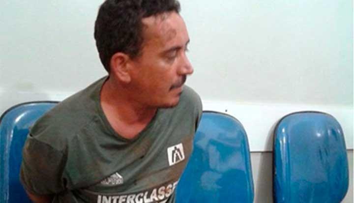 Acusado de homicídio Vitor Vieira (Foto/Antonio Pinheiro)