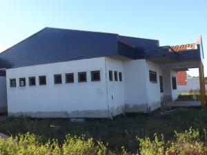 Prédio abandonado, obra inacabada (Foto/Divulgação)