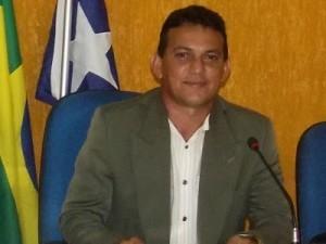 Magnaldo prefeito de S. Fco. do Brejão