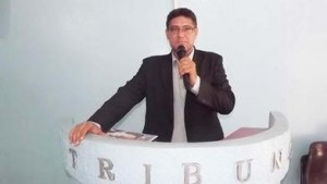 Ex-vereador Magno Cesário (Foto/Arquivo)