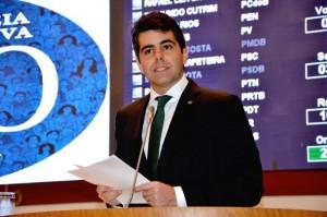 Deputado Adriano Sarney (Foto/Arquivo)