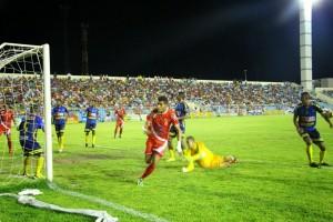 André está fora do segundo jogo (Foto/Divulgação_