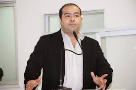 Vereador Rildo Amaral na Câmara Municipal