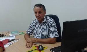 Francisco Almeida desliga-se de partido político. (Foto/Rdo. Primeiro)