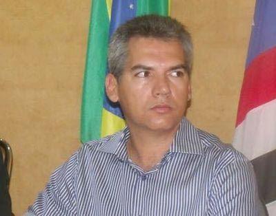 Prefeito Edilomar Miranda (PCdoB) de Ribamar Fiquene (Foto: Arquivo)