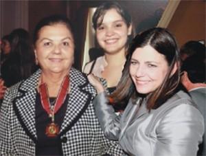 Professora Zenira apoia PMB em Ribamar Fiquene (Foto: Arquivo)