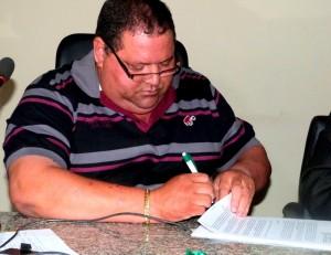 Tim Ribeiro prefeito de Santa Rita