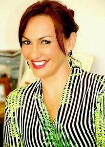Prefeita Cristiane Damião (Foto Arquivo)
